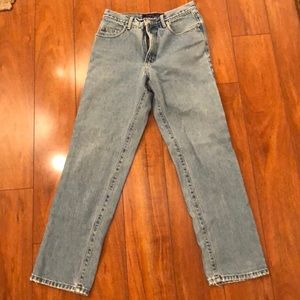 Vintage guess straight leg jeans 29x30